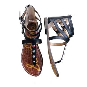 Sam Edelman Genevive Studded Gladiator Sandals